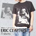 エリック・クラプトン コカイン Tシャツ | ファッション メンズ レディース ユニセックス 半袖 音楽 ミュージック ギタリスト ギター ロック ブルース バンド