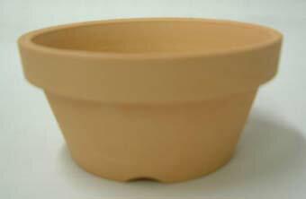 素焼き鉢 浅鉢 4.0号 ロクロ造り 1枚 植木...の商品画像