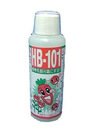 HB-101 100cc  天然活力剤 HB101 【送料無料・代引手数料無料】 【プレゼント付】【WEB領収書発行可】