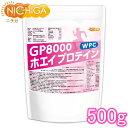 GP8000 ホエイプロテイン 500g 【送料無料】【ゆう...