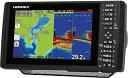 魚群探知機 ホンデックス 9型カラー液晶 プロッターデジタル魚探 HDX-9 1kW GPS外付仕様
