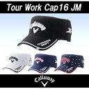 Callaway(キャロウェイ) Tour Work Cap 16 JM ツアー ワーク キャップ
