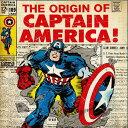 キャプテンアメリカ ファブリックパネル アートパネル MARVEL Captain America Mサイズ 30cm×30cm lib-4122190s1 北欧 送料無料 クーポン プレゼント 通販 NP 後払い 新生活 オススメ off ジェンコ 【RCP】 北欧 モダン インテリア ナチュラル テイスト 雑貨