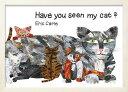 アートフレーム エリック カール ホワイトフレーム Eric Carle Have You Seen My Cat 387x280x17mm ZEC-53016 bic-7673603s1送料無料 北欧 モダン 家具 インテリア ナチュラル テイスト 新生活 オススメ おしゃれ 後払い 雑貨