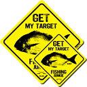 釣りステッカー マダイ 真鯛 Bタイプ 2枚セット FS002 フィッシング ステッカー 釣り グッズ