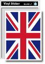 マジステ SK-148 ユニオンジャックステッカー(Union Jack イギリス国旗)