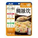 アサヒ バランス献立(元・和光堂)素材の味とだしが決め手鯛雑炊たい雑炊少量100g×1