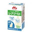 森永 クリニコレナジーbit 乳酸菌飲料風味125ml×24本たんぱく質 0.6g/1パック(100kcal)炭水化物および脂質の量と質に配慮した栄養補..