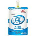 テルモ PGソフトEJ (ピージー) 半固形状流動食ヨーグルト味267g(400kcal)×18個た