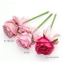 【アウトレットセール】バラペン(ケースなし)一輪でも花束でも本物のように美しい造花のバラがついたボールペン/フラワーギフト/造花/お返し/イ...
