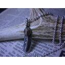 ショッピング女性 フェザー ネックレス シルバー925 羽根 ウィング 翼 ペンダント ゴールド