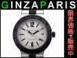 ブルガリ AL38TA アルミニウム オートマチック AL ラバー メンズ ホワイト文字盤 時計 BVLGARI 【中古】