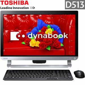 PD51332LSXB 東芝 デスクトップパソコン dynabook D513/32LB Microsoft Office搭載【smtb-k】【ky...