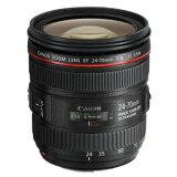 L4960999845807 キヤノン EF24-70mm F4 L IS USM フルサイズ対応 カメラレンズ【smtb-k】【ky】