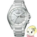 AT6040-58A シチズン アテッサ エコドライブ 電波ソーラー腕時計【smtb-k】【ky】【KK9N0D18P】