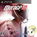 【PS3用ソフト】 インターグロー MotoGP 15 BLJM-61297【smtb-k】【ky】【KK9N0D18P】