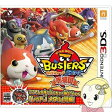 【在庫僅少】[3DS用ソフト]妖怪ウォッチバスターズ 赤猫団 CTR-P-BYAJ【KK9N0D18P】