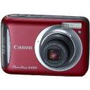 送料無料■【PSA495-RE】Canon デジタルカメラ PowerShot A495 エントリーモデル レッド【smtb-k】【ky】