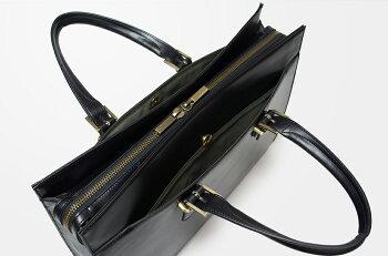 メンズ高級本革牛革ブリーフケースGB901