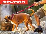 メール便可! EZYDOG イージードッグ ゼロショック 64cm 大型犬用リード 伸縮リード 5000以上【RCP】