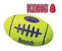 大型犬用 おもちゃ エアーコングフットボール Lサイズ5000円以上送料無料