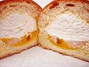 生クリームかぼちゃパン