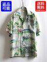 50s ★ Polynesian Sportswear ポリ...