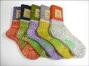 A HOPE HEMP アホープヘンプ 靴下 ウール ヘンプ ソックス レディース HSX-186 秋冬 フリーサイズ 暖かい 日本製