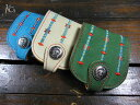ショッピングコインケース KC,s LEATHER/ケイシーズレザー スタンディングロック コインケース(ヌバック) あす楽