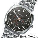 ポールスミス PAUL SMITH 腕時計 うでどけい メンズ ステンレス マルチファンクション P10046