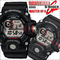 CASIO/G-SHOCKRANGEMAN/��󥸥ޥ����ȥ����顼�ӻ���G-����å����ʥ?GW-9400-1���Ǥɤ������G����å��֥�å��ڹ�������:GW-9400-1AJF��Ʊ����