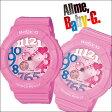 CASIO/Baby-G/ネオンダイアルシリーズ/ピンク 腕時計 ベビーG BGA-131-4B3 レディース