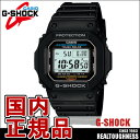 CASIO G-SHOCK ジーショック メンズ 腕時計 ブラック G-5600E-1JF タフソーラー