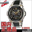 CASIO G-SHOCK ジーショック メンズ 腕時計 MTG-1500-9AJF ソーラー電波時計 タフムーブメント アナデジ ブラック イエロー