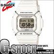 CASIO DW-D5600P-7 G-SHOCK ジーショック メンズ 腕時計 ホワイト 白