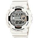 CASIO G-SHOCK ジーショック メンズ 腕時計 GD-110-7JF ホワイト L-SPEC Lスペック クォーツ