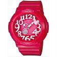 CASIO/BABY-G/カシオ ベビーG ネオンダイアルシリーズ 腕時計 うでどけい レディース LADIE'S ピンク BGA-130-4BJF