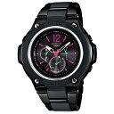 CASIO/BABY-G/カシオ ベビーG tripper 電波ソーラー ソーラー電波 腕時計 うでどけい レディース LADIE'S ブラック BGA-1400CI-1BJF