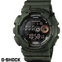 G-SHOCK ジーショック メンズ 腕時計 GD-100M...