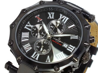 Model watch GD-SM1010-IPBKBK clock wristwatch of the 10th anniversary of 】 Salvatore Mara SALVATORE MARRA