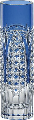 カガミクリスタル 江戸切子 一輪挿し F489-2627CCB【 花瓶 花びん 花 はな 世界 有名 インテリア 高級感 リビング 玄関 華やか 豪華 ガラスメーカー贈り物 贈答】