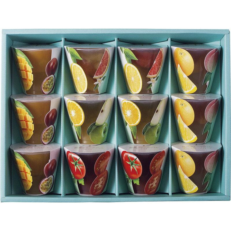 在庫あり銀座千疋屋銀座フルーツジュレPGS-131食品お菓子スイーツセット涼菓詰め合わせ果物ゼリーフ