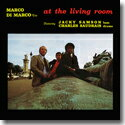MARCO DI MARCO TRIO / AT THE LIVING ROOM (CD)