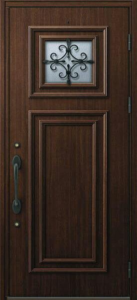 YKK 玄関ドア ヴェナート U07A 片開き 断熱D4