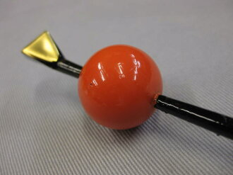 Ball pins-red-S
