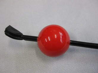 Ball pins-Scarlet red-S