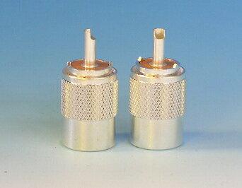 同軸コネクター MP-5 × 2個セット!