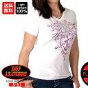 【送料無料!】日本未発売! セール価格! 米国直輸入! ホットレザー [Tribal Leopard Print Ladies T-Shirt] トライバルレオパードプリン..