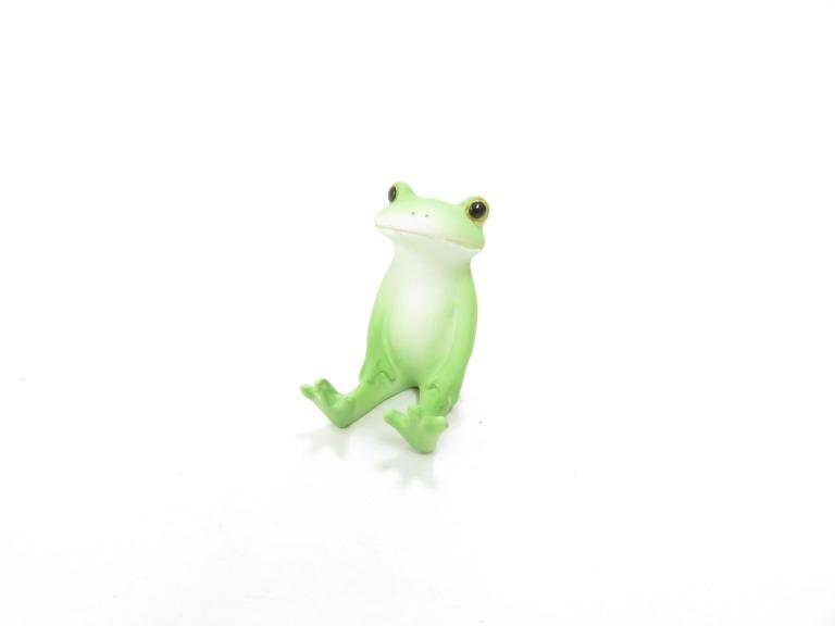 Copeau コポー ミニサイズ お座り カエル 蛙