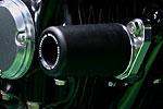 CB750(RC42) (全年式) モリワキ SKID PAD/スキッドパッド BLACK/黒